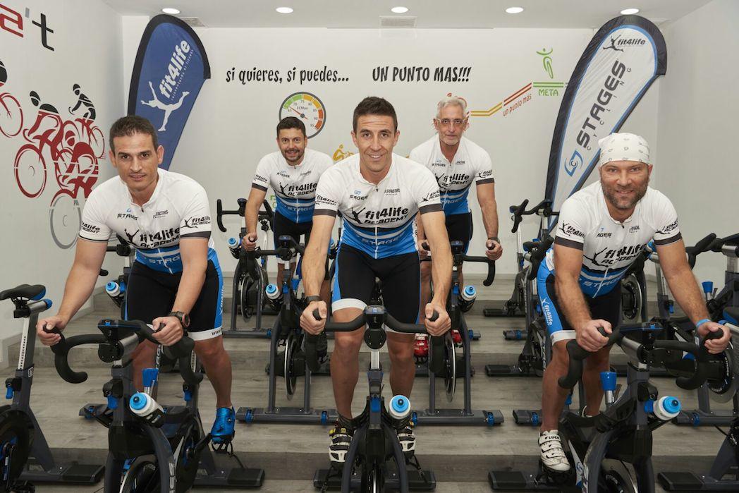Fit4Life Academy inicia la formación oficial de Stages Cycling en España