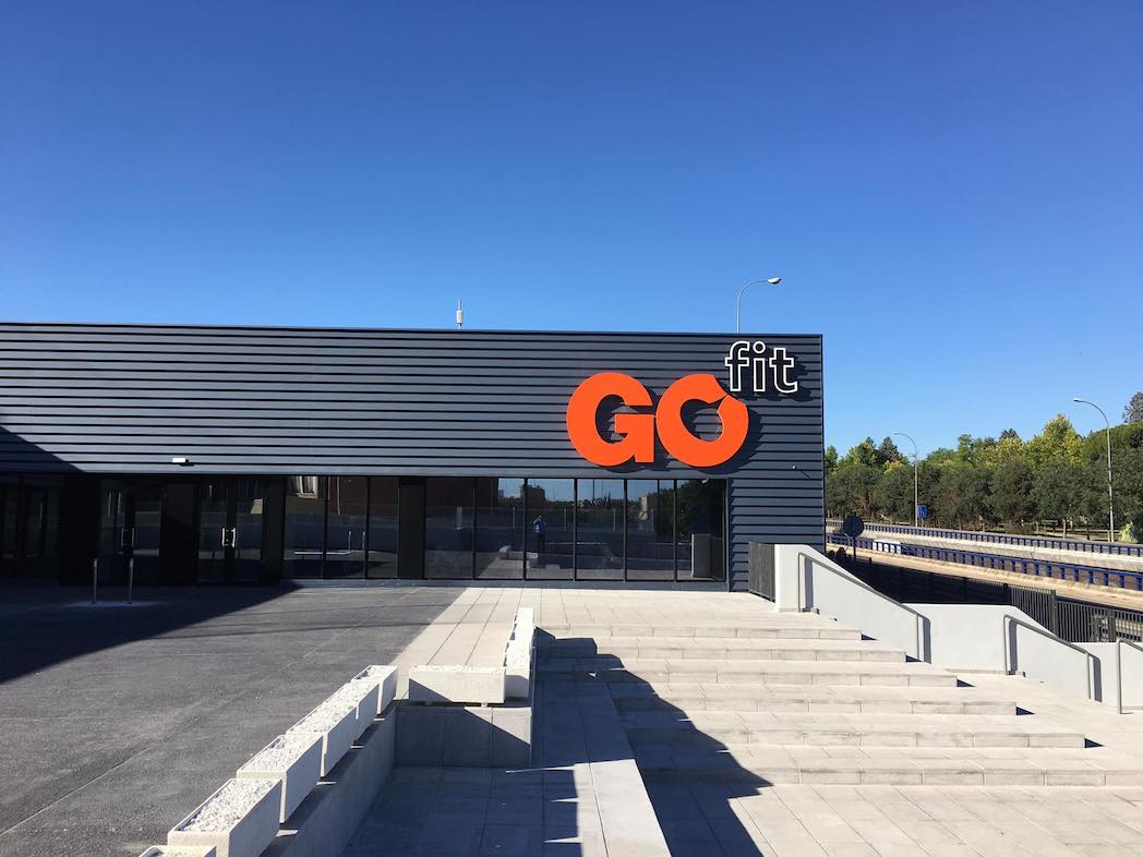 Go fit abre su cuarto club en madrid cmd sport for Gimnasios de madrid