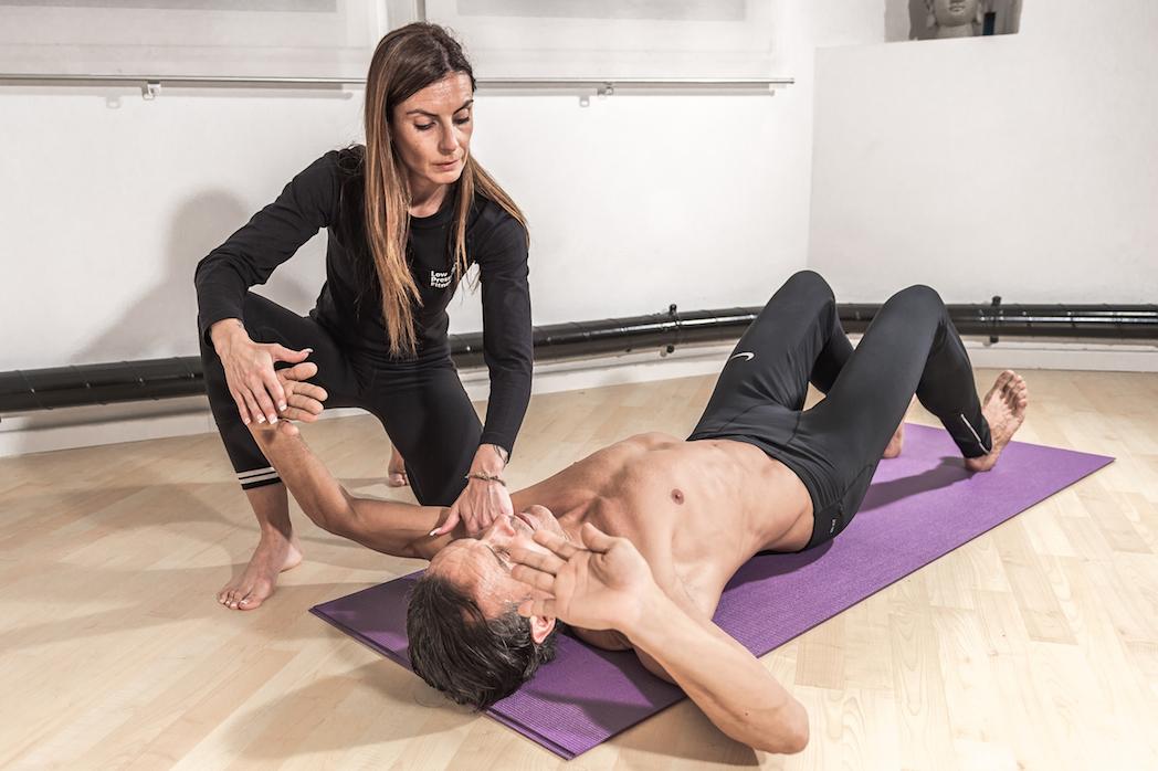Técnicas de entrenamiento postural y respiratorio para optimizar el rendimiento