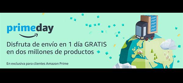 Amazon desvela las fechas de sus rebajas Prime Day