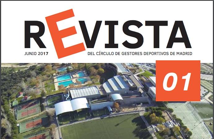 El Círculo de Gestores Deportivos de Madrid estrena revista digital