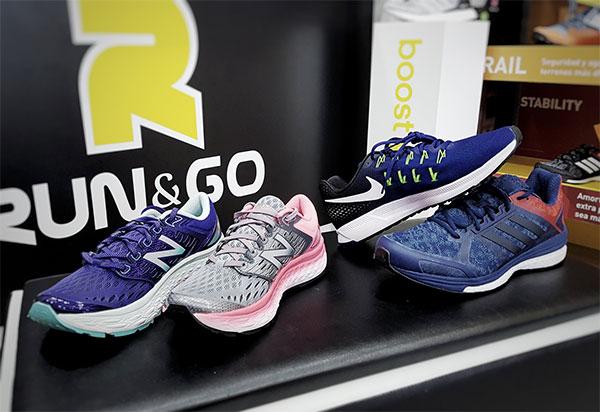 """Run&Go: """"Internet es el principal culpable del cierre de tiendas de running"""""""