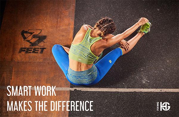 Sport HG lanza su primera colección de textil de fitness