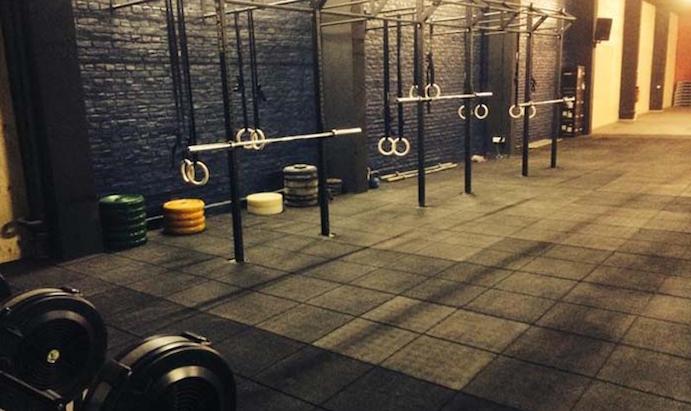 Supreme Floors lanza un nuevo suelo específico para CrossFit