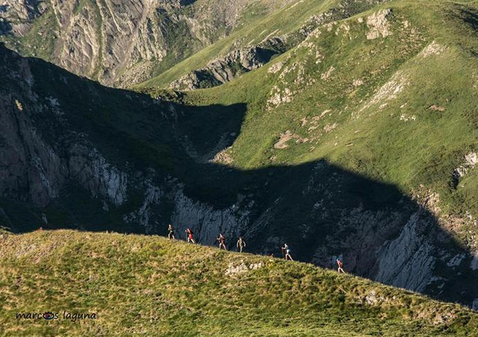 El Trail Vielha reúne a cerca de 700 corredores en su debut