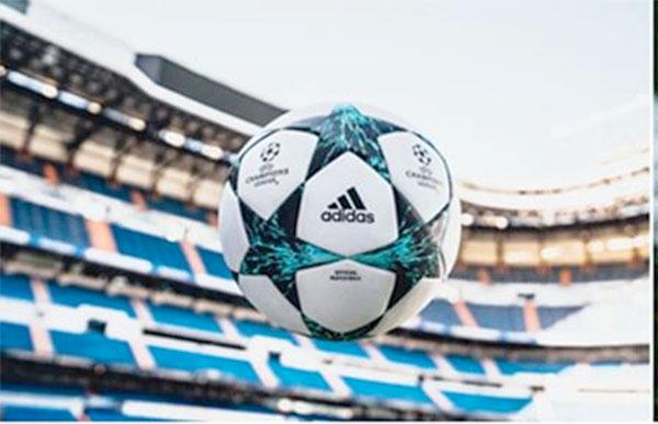 Así es el nuevo balón de Adidas para la Champions League