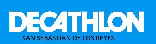Decathlon San Sebastian de los Reyes logo