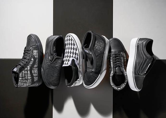 La nueva colección Vans x Karl Lagerfeld estará disponible a partir de  septiembre. 87fe975aa04