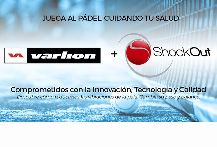 Varlion firma un acuerdo con Shock Out para los próximos siete años