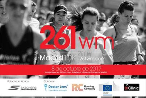 Skechers, nuevo patrocinador del reto 261WM