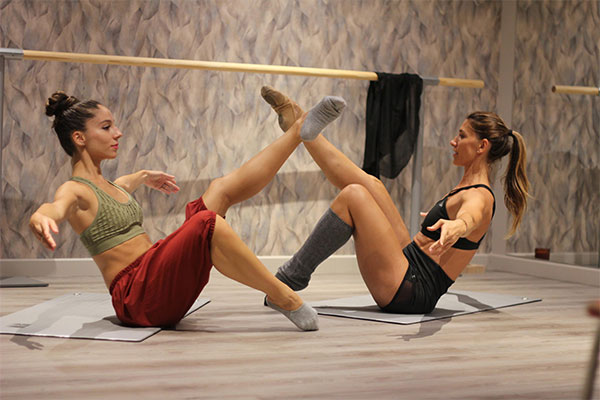 La actividad de danza y fitness Ballet Fit aterriza en Madrid
