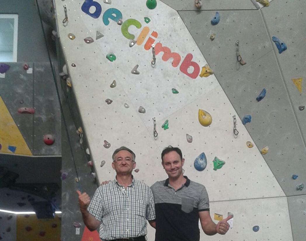Beclimb pone en marcha un plan de franquicias para centros de escalada