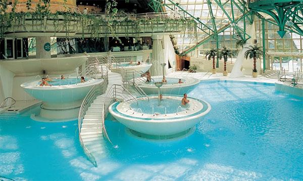 Caldea cierra el verano con un 10% más de visitas