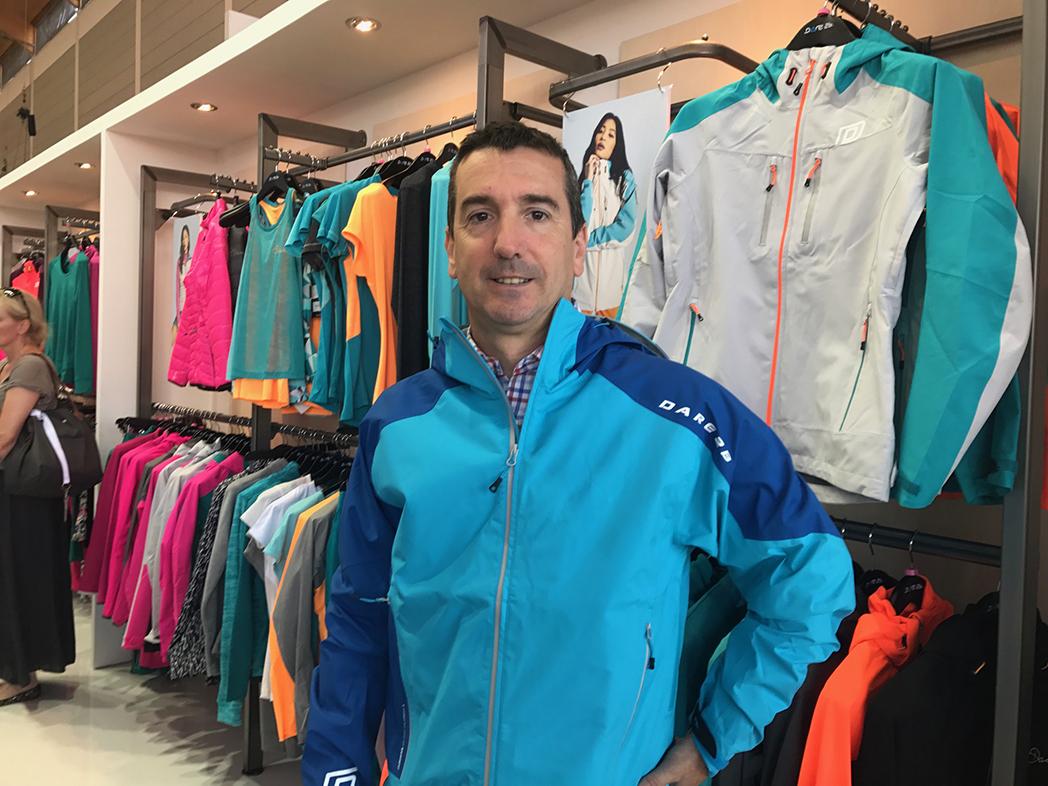 Dare2b refuerza su apuesta por la montaña en una colección que se entremezcla con el fitness