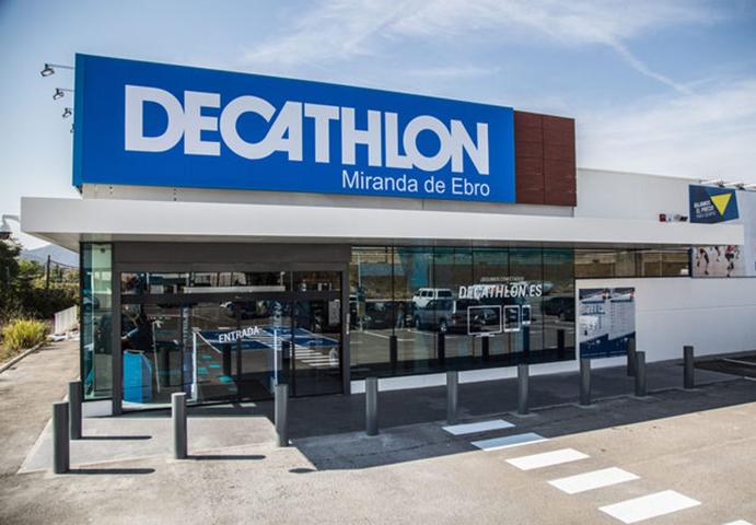 Decathlon roza las 160 tiendas tras abrir en Miranda de Ebro