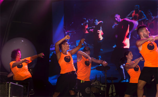 Duet Fit animará el Arnold Classic Europe y el Como Como Festival Barcelona