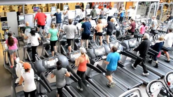 El gimnasio vence al running según las preferencias de los españoles