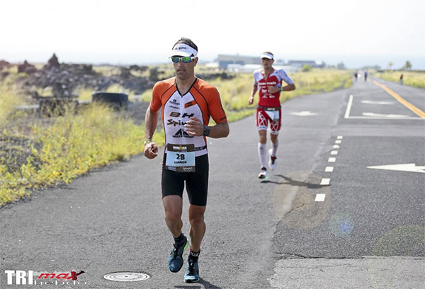 Eneko Llanos participará en el Ironman de Kona por duodécima vez