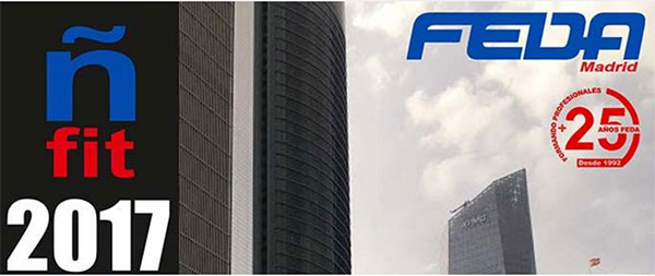 FEDA presenta el programa de ÑFIT 2017