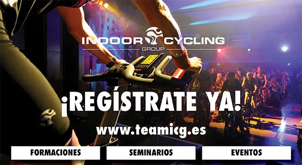 Indoor Cycling Group y Life Fitness lanzan una web de formación de ciclo indoor