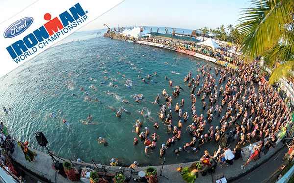 Gran presencia española en el Ironman de Hawaii