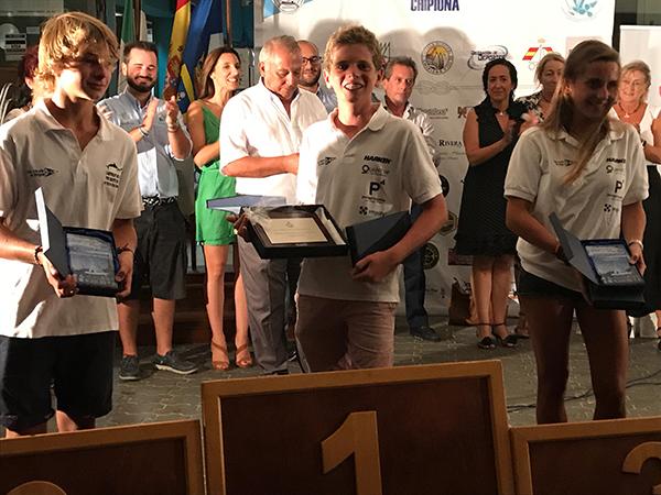 Rotundo dominio de Eric Vilardell en el Campeonato de España junior 2017