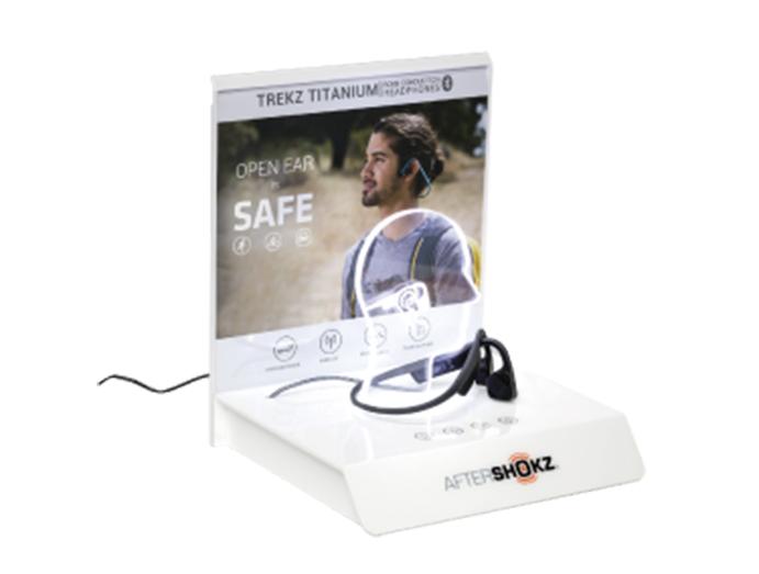 Lenubu incorpora los auriculares AfterShokz a su catálogo de distribuciones