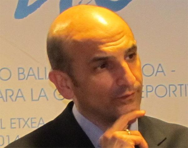 """Lucas Peñas: """"Se pueden reducir las bajas de los gimnasios"""""""