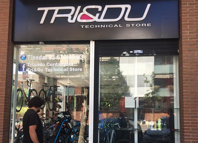 Bicicletas Medina recompra la tienda de ciclismo Tri&du