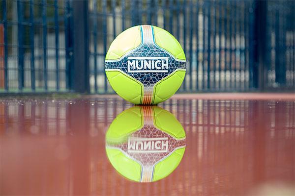 Munich diseña el balón de la Copa Catalunya de Futbol Sala 2017