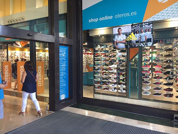Oteros Training Store subraya su apuesta omnicanal