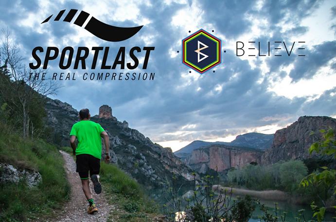 Sportlast une fuerzas con la aplicación Believe