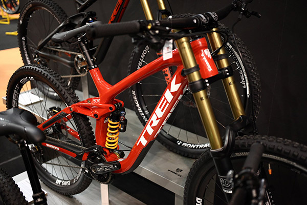2016 agridulce para Trek Bicycle en España