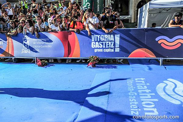 El triatlón de Vitoria abre inscripciones para su edición de 2018