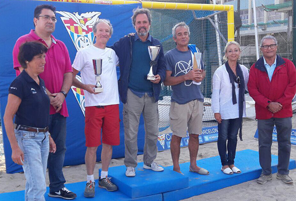 Rafa Perera vencedor absoluto del Trofeo La Mercè 2017