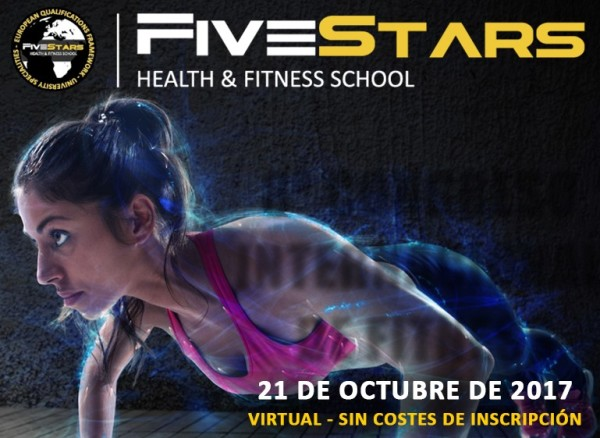 Seis expertos mundiales en el Congreso Internacional en Fitness