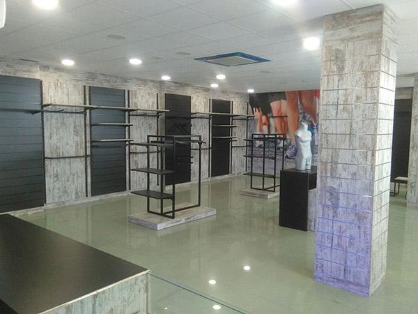 La tienda de Atmósfera Sport de Torredonjimeno incluye las últimas innovaciones que en materia de diseño ha realizado Atmósfera Sport.