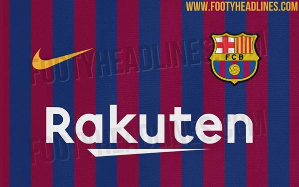 Se filtra un diseño de la camiseta del Barça 2018-19