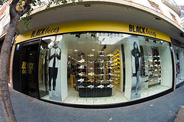 Black Laces se hace fuerte en Jaén