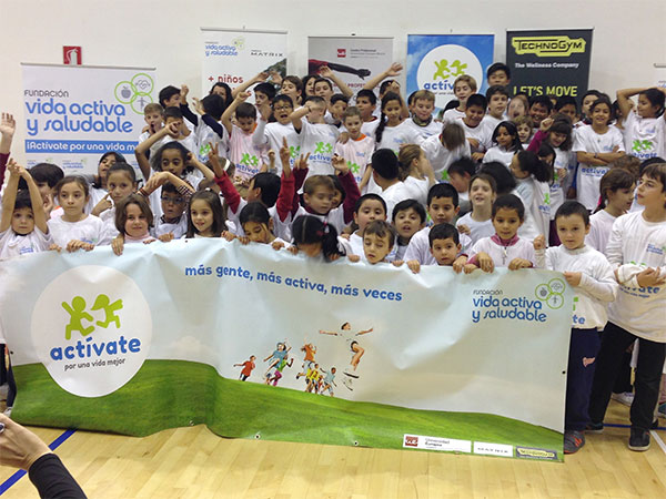 Sevilla, primera parada de la III Campaña contra la obesidad infantil
