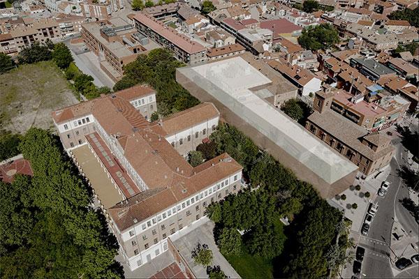 Los vecinos de Hortaleza llevan al macrogimnasio de Paúles a los tribunales