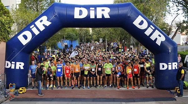 Nacho Cáceres revalida su reinado en la Carrera DiR Sant Cugat
