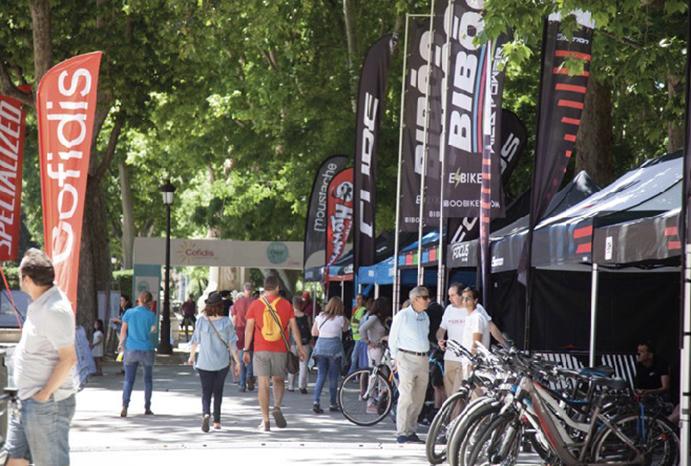 Dieciocho marcas confirmadas para los E-Bike Days de Bilbao