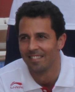 El CEO de la cadena AB Fitness, José Antonio Durán