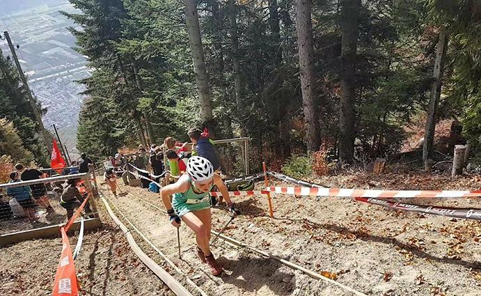 Los corredores de La Sportiva brillan en el Km Vertical La Fully
