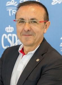 José Hidalgo Martín, presidente de ADESP