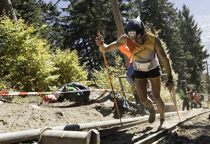 Los corredores de La Sportiva se enfrentan al mítico Vertical La Fully