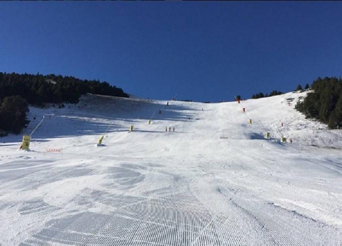 Las estaciones del Grup FGC cierran la mejor temporada de nieve de su historia