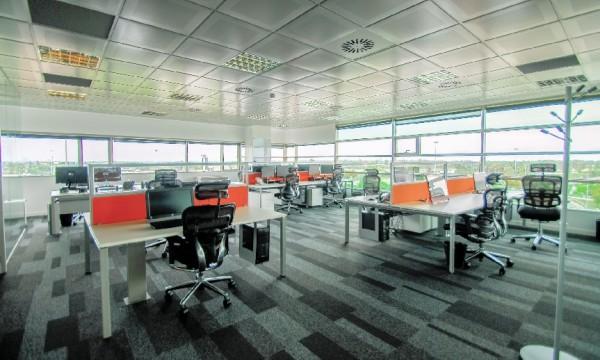 Los avances tecnológicos de las nuevas oficinas de T-Innova