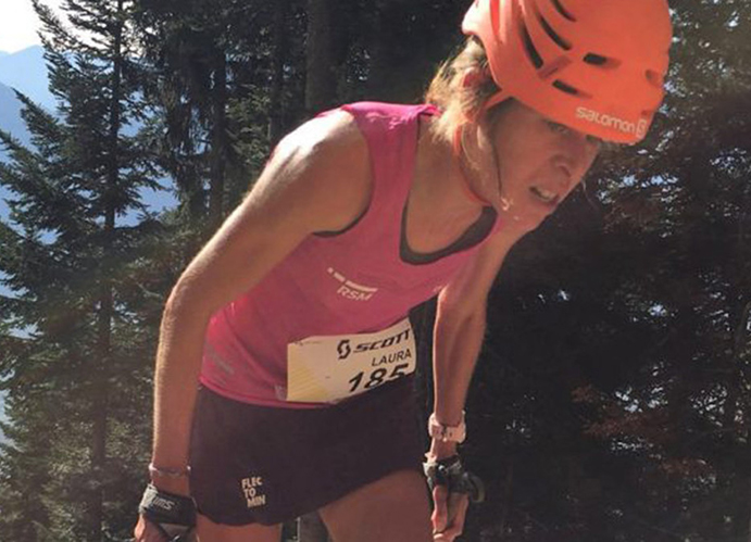 Laura Orgué, campeona del Mundo de Km Vertical por sexta vez consecutiva